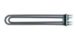 Элемент нагревательный 6000Вт 230В контур отопления 2 фланец 70x18мм Д 365мм Ш 65мм для Rational 30044305