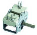Выключатель кулачковый 3 положения включения 1CO последовательность включения 1-0-2 16А для Bertos 30051600