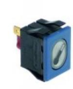 Измерительные приборы для измерения освещенности 30x22mm 230V белое соединение мужское faston 6.3mm для Winterhalter 3108116