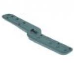 Распылитель-коромысло и ополаскиватель-коромысло Д 400мм дюзы моечного шланга 8 для Elettrobar  990126